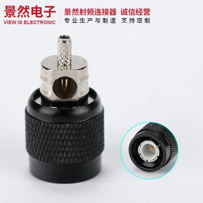TNC-10302C圓形防水通訊連接器